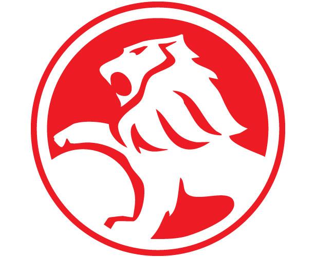Mẫu thiết kế logo hình tròn của Holden