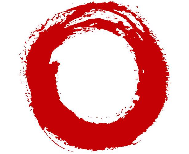 Mẫu thiết kế logo hình tròn của Lucent