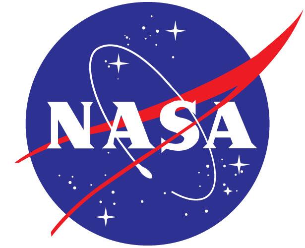 Mẫu thiết kế logo hình tròn của NASA