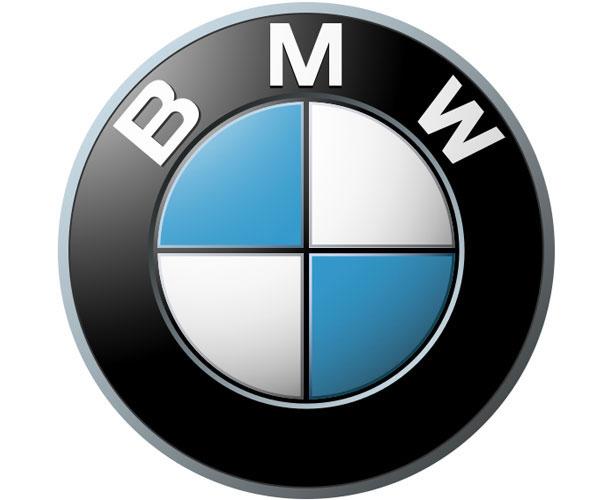 Mẫu thiết kế logo hình tròn của bmw