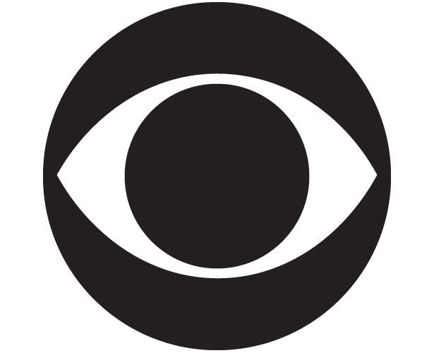 Mẫu thiết kế logo hình tròn của cbs