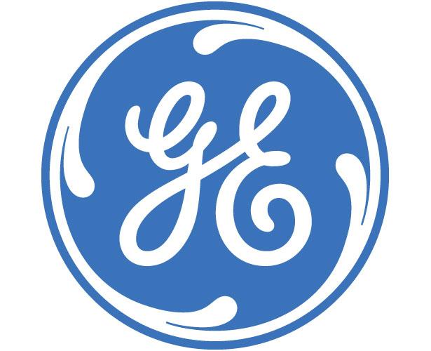 Mẫu thiết kế logo hình tròn của general-electric