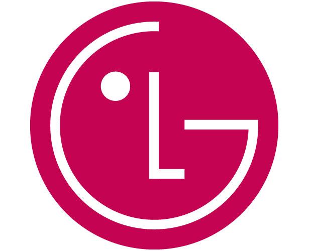 Mẫu thiết kế logo hình tròn của lg