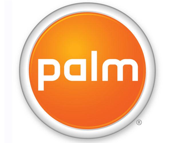 Mẫu thiết kế logo hình tròn của palm