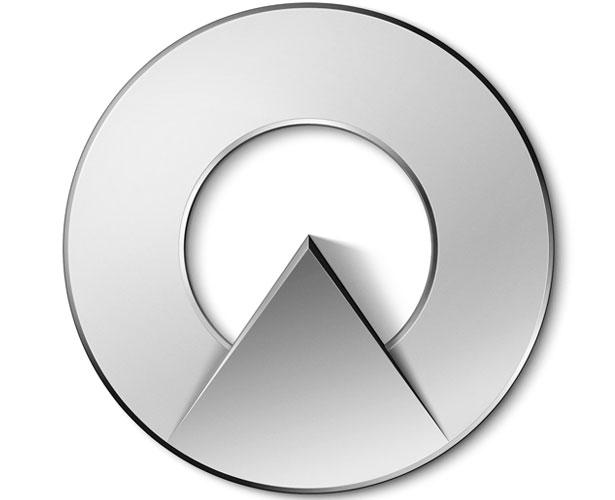 Mẫu thiết kế logo hình tròn của schindler's