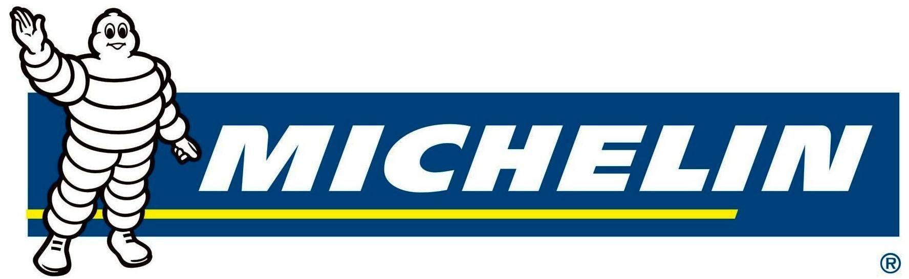 Thiết kế logo dạng linh vật của Michelin man