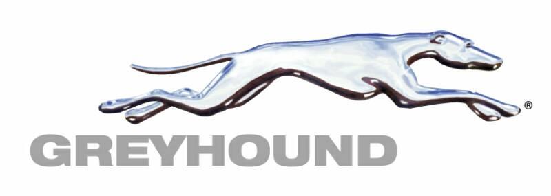 Logo tả thực thương hiệu Greyhound