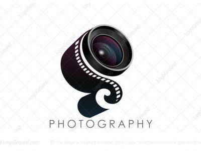 Bộ sưu tập thiết kế logo dành cho photographer