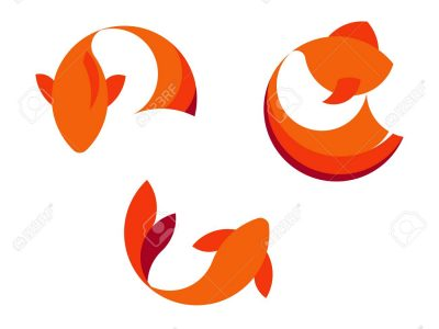 20 mẫu thiết kế logo lấy cảm hứng từ hình tượng con cá
