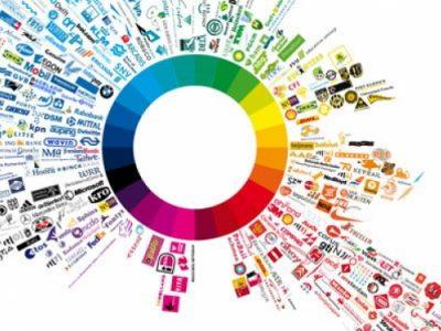 Kinh nghiệm thiết kế logo nhiều màu sắc