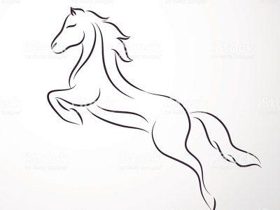 26 mẫu thiết kế logo ngựa vằn sáng tạo