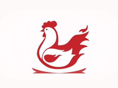 20 mẫu thiết kế logo lấy cảm hứng từ con gà sáng tạo