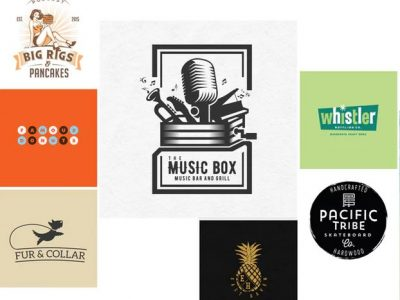 23 mẫu thiết kế logo phong cách cổ điển ấn tượng