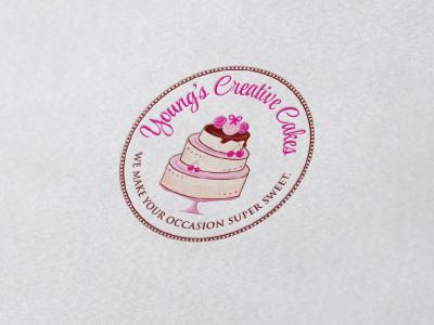31 mẫu logo sử dụng tông màu hồng để tuôn trào cảm hứng