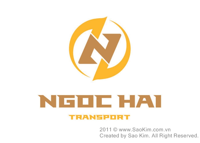 Logo Ngoc Hai Transport