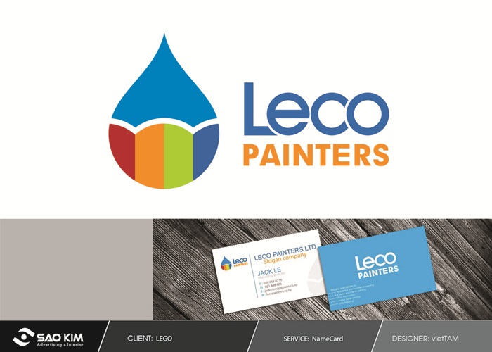 Thiết kế LECO Paint